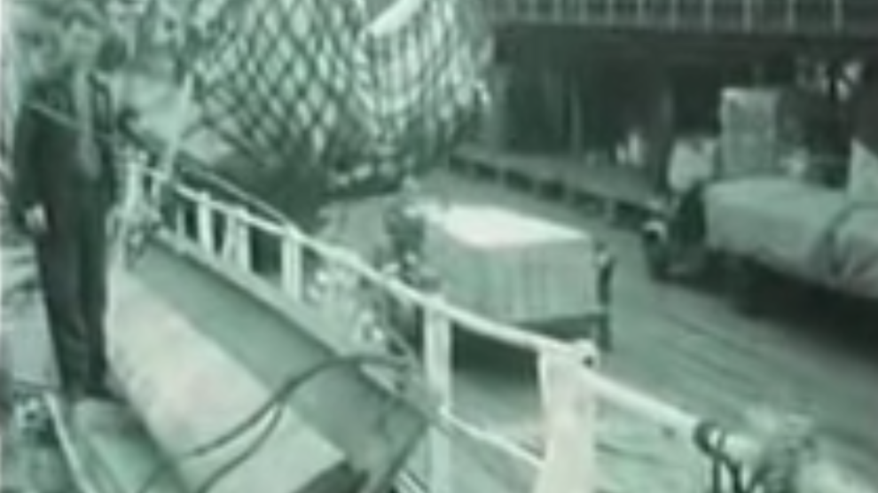 Archival Footage – Mission to Seamen Australia 1950s