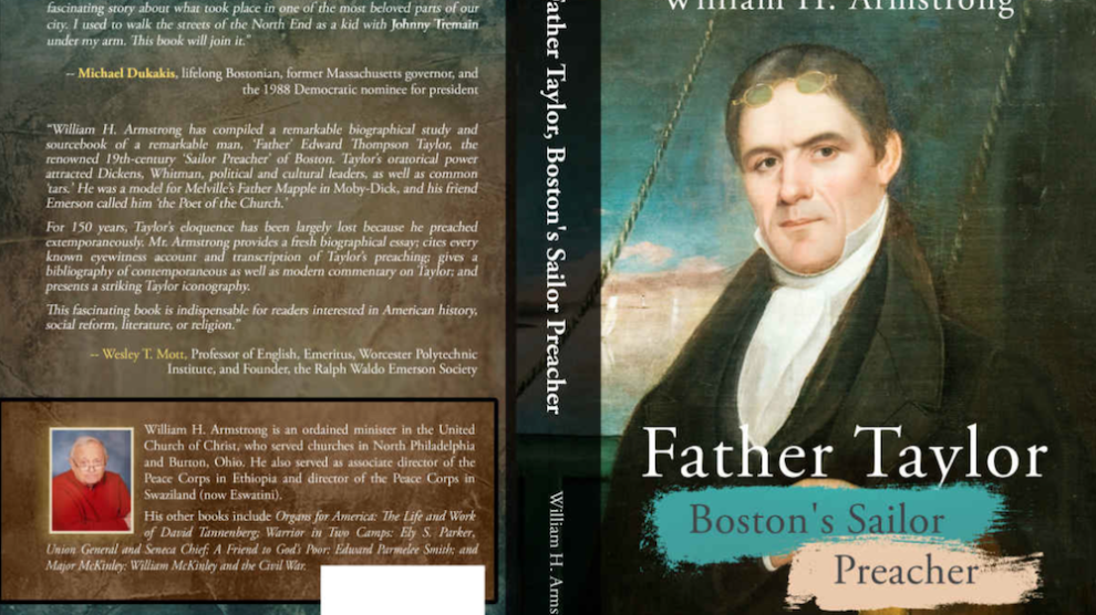 Book Review: Father Taylor, Boston's Sailor Preacher