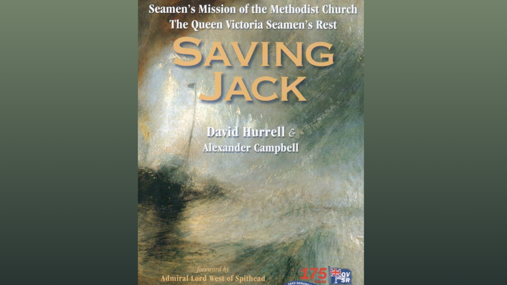 Book Review: Saving Jack