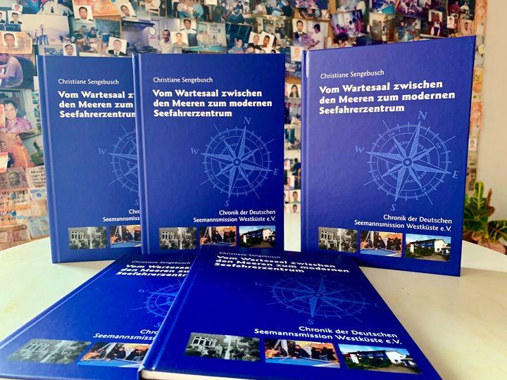 Book Review: Vom Wartesaal zwischen den Meeren zum modernen Seefahrerzentrum